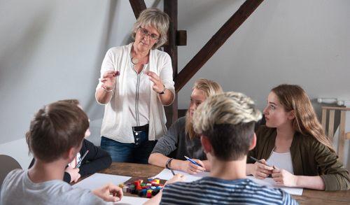Fortbildung Extrastunde Lehrerfortbildung